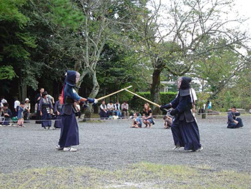 Junior Kendo Competition