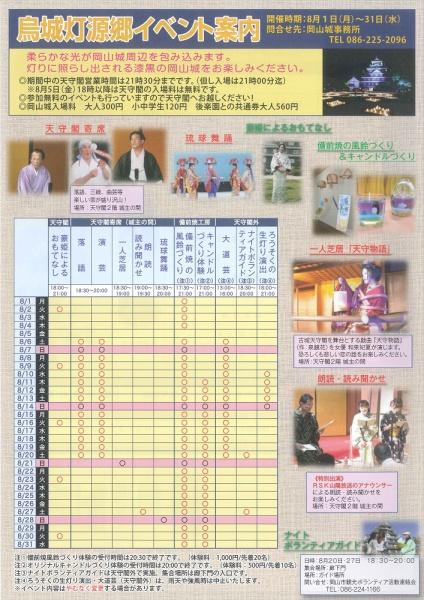 20160723岡山城 (4)