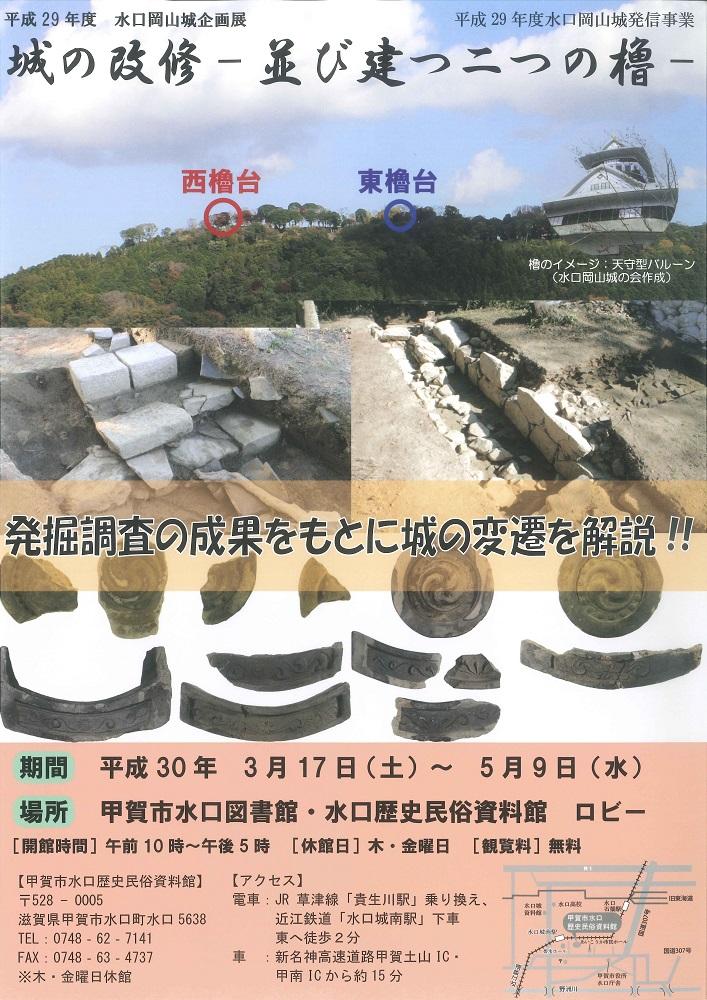 20180310甲賀市水口歴史民俗資料館